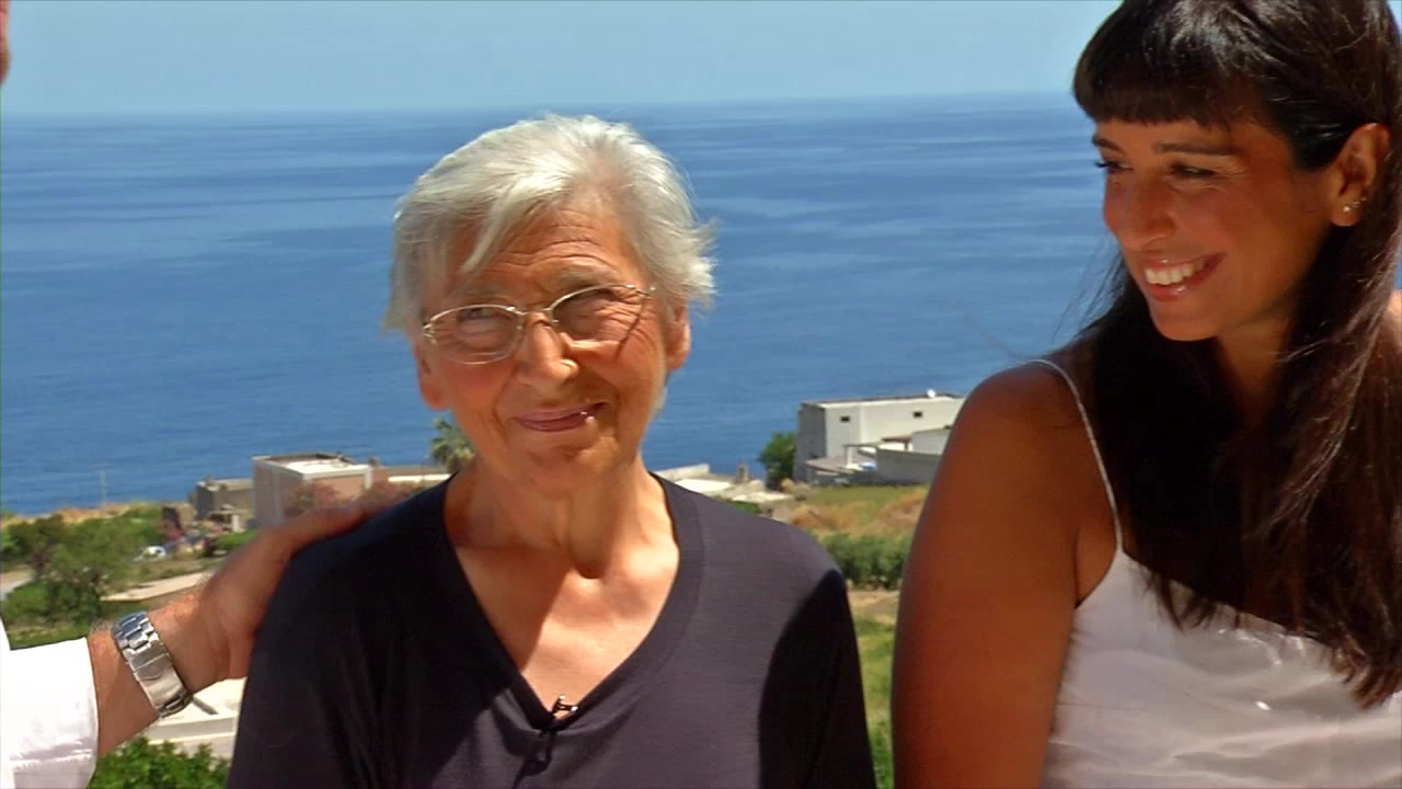 Authentic Sicily - Cooking Salina with Grandma