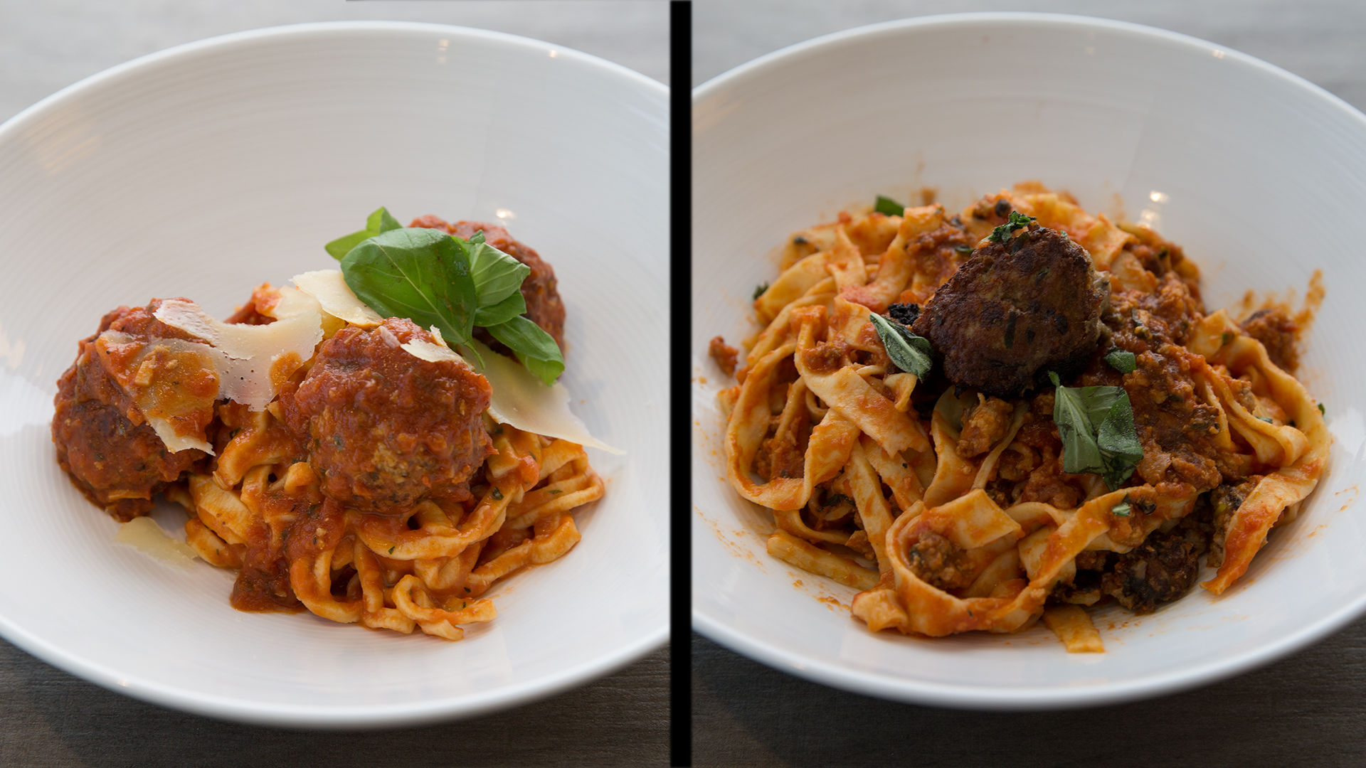 Watch an Amateur Attempt Spaghetti and Meatballs with a Professional Chef