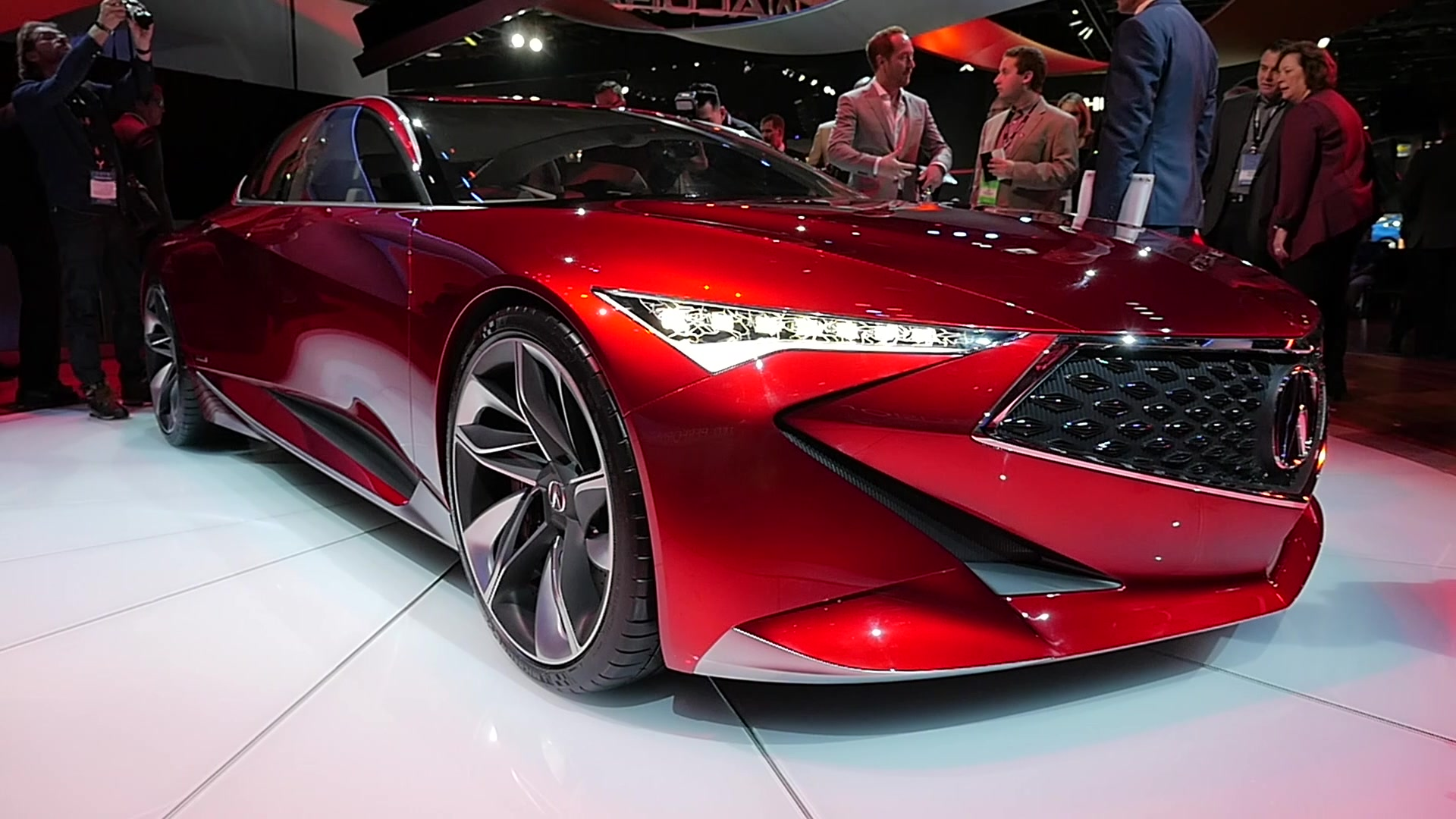Worksheet. Precision Concept previews the future of Acura design wvideo