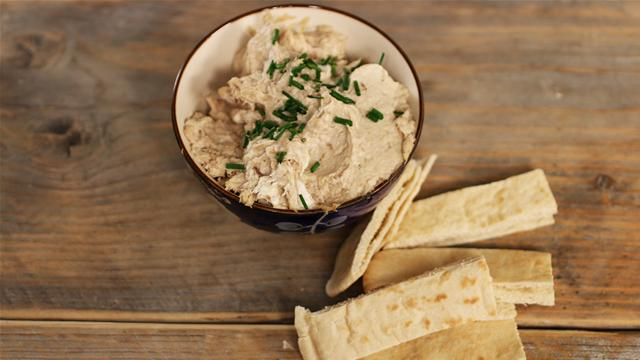 How to Make Smoked Mackerel Pate in 30 Seconds