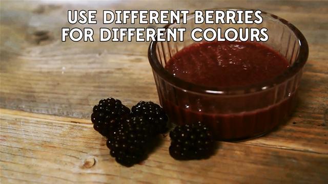 Real Fruit Icing Sugar Recipe
