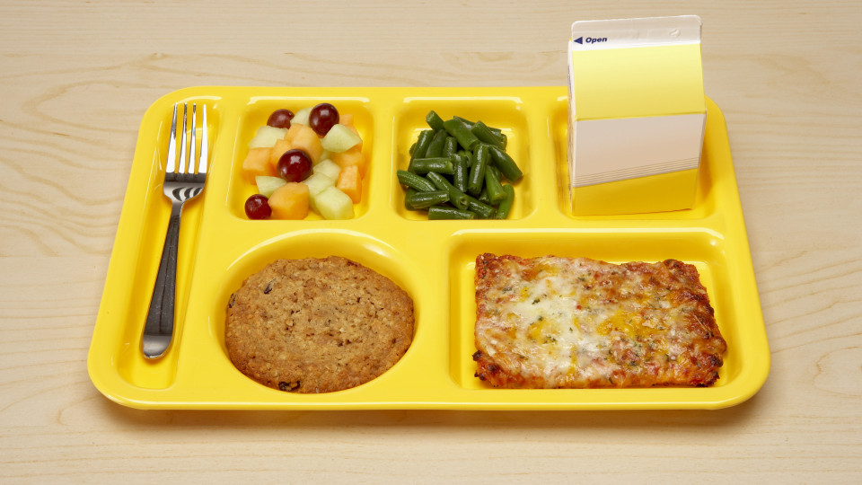 HPL Takes On: School Lunches