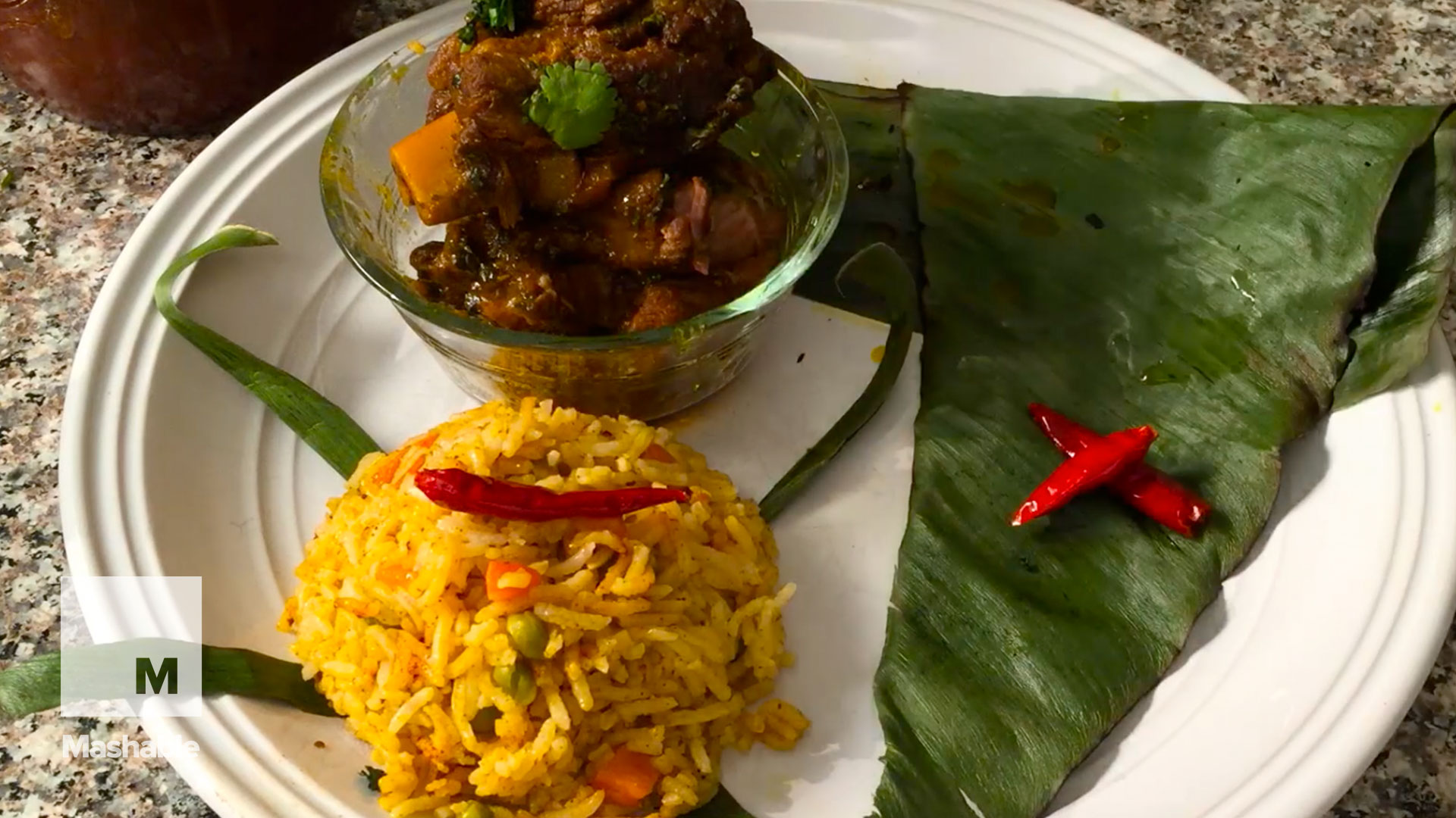 Cooking with One Hand: Lamb Curry Recipe