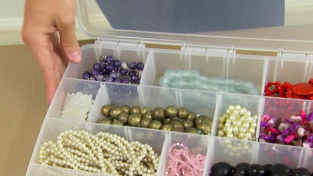 Life Hack: Instant Bead Organizer