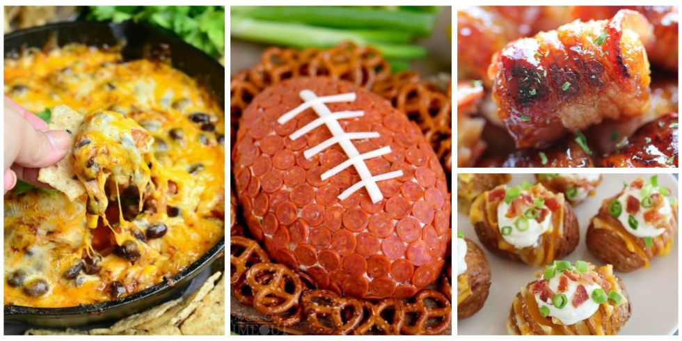 15 Indulgent Super Bowl Snacks