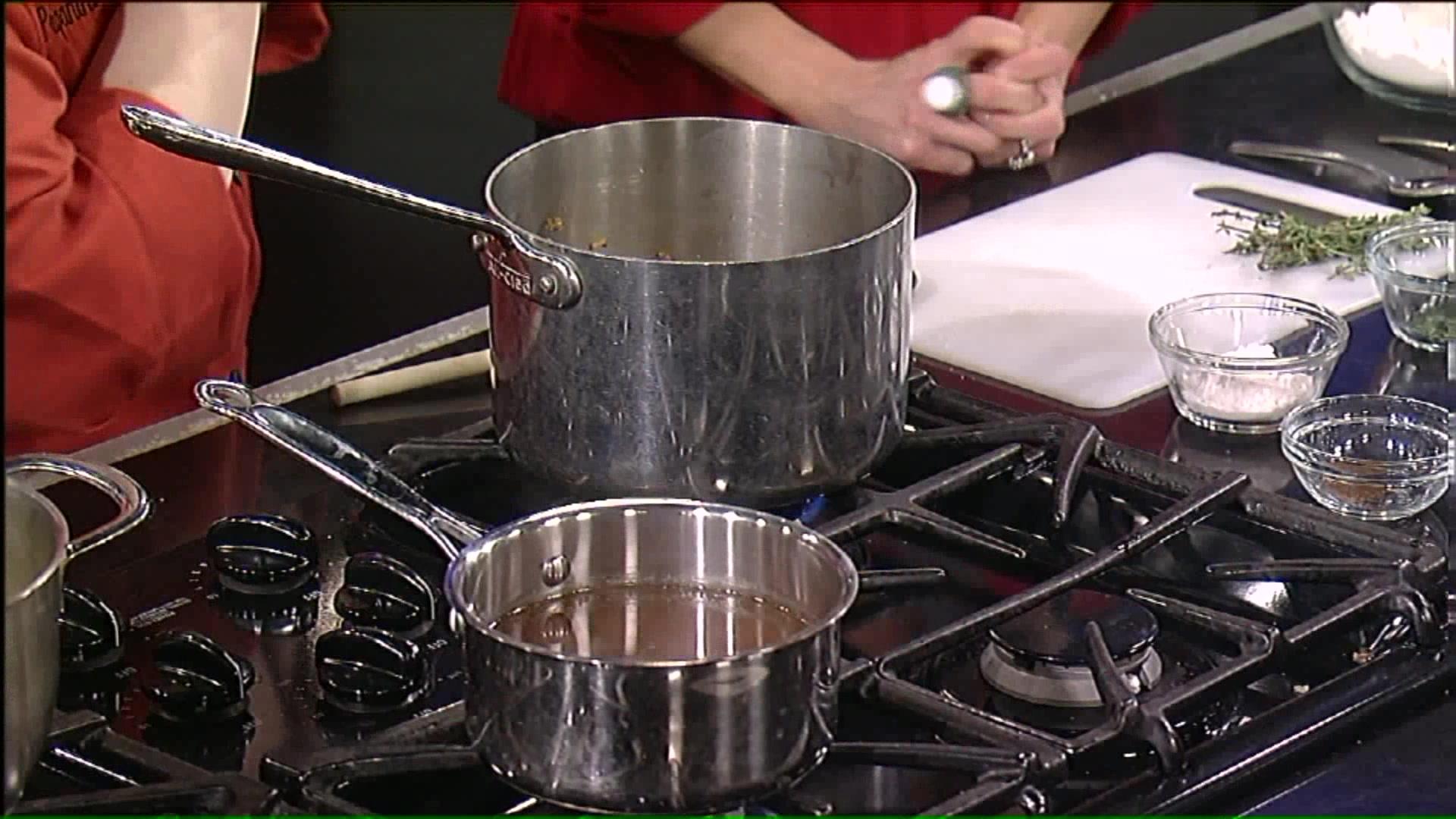 How to Make Chicken Dumpling Soup