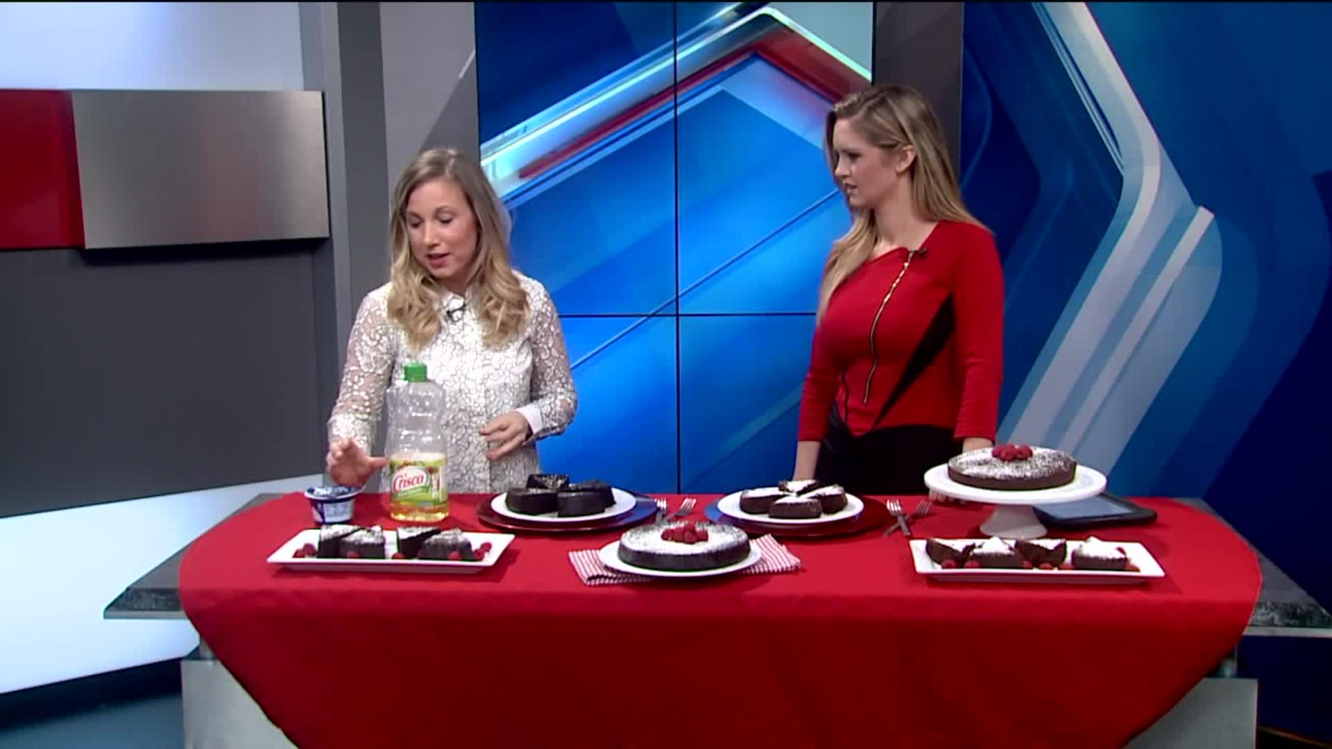 How to Make Guilt-Free Chocolate Cake