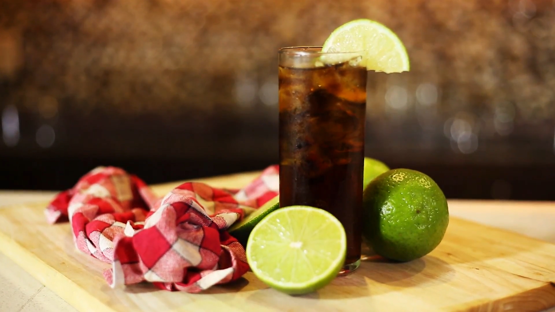 How to Highball: The Cuba Libre! With Chef James