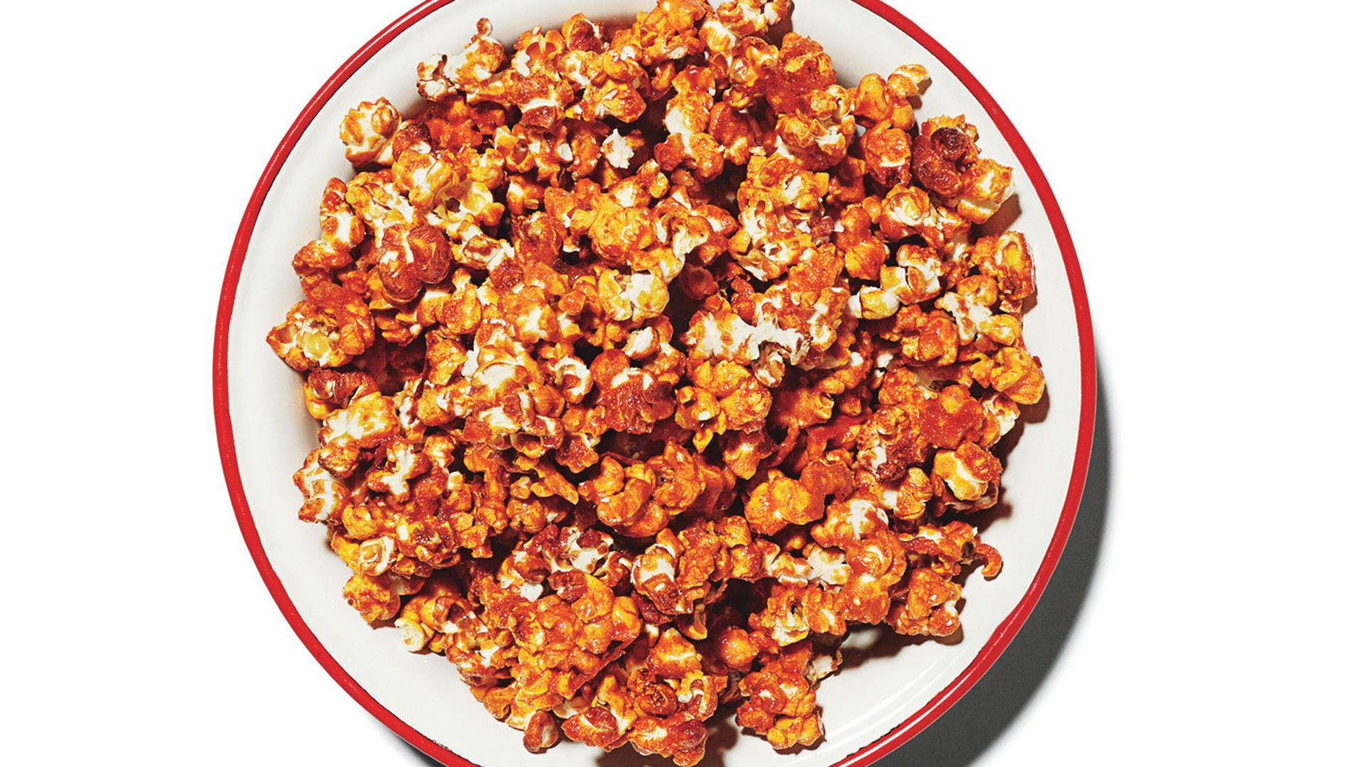 The Sweetest, Saltiest, Buffalo-Iest Popcorn Ever