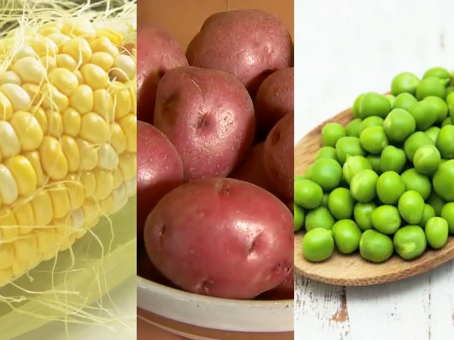 3 Starchy Vegetables You Should Be Eating