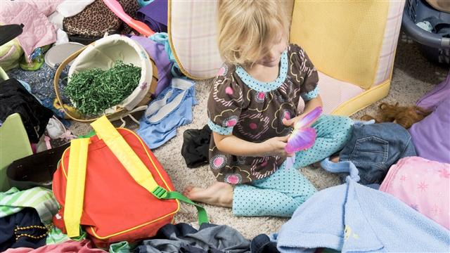 Why Parents Should Embrace Children's Messes