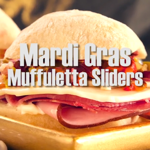 Time Crunchers: Mardi Gras Slider