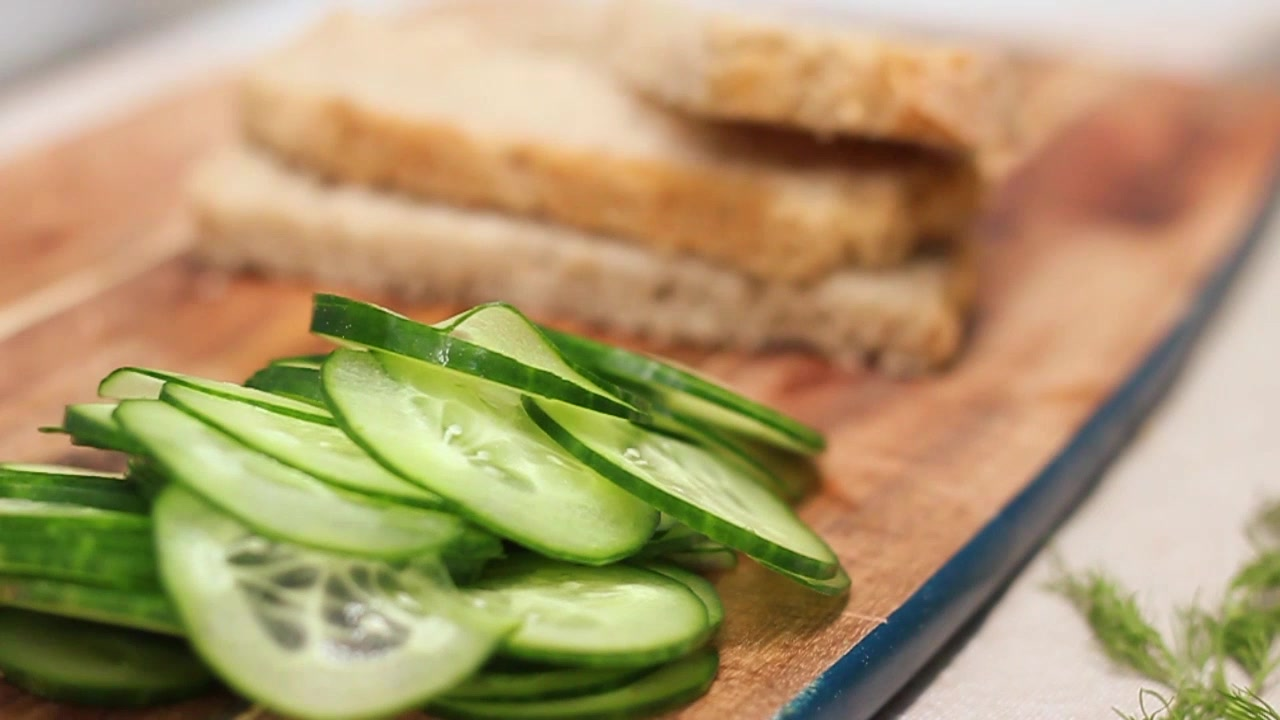 Four Refreshing Cucumber Snack Recipes