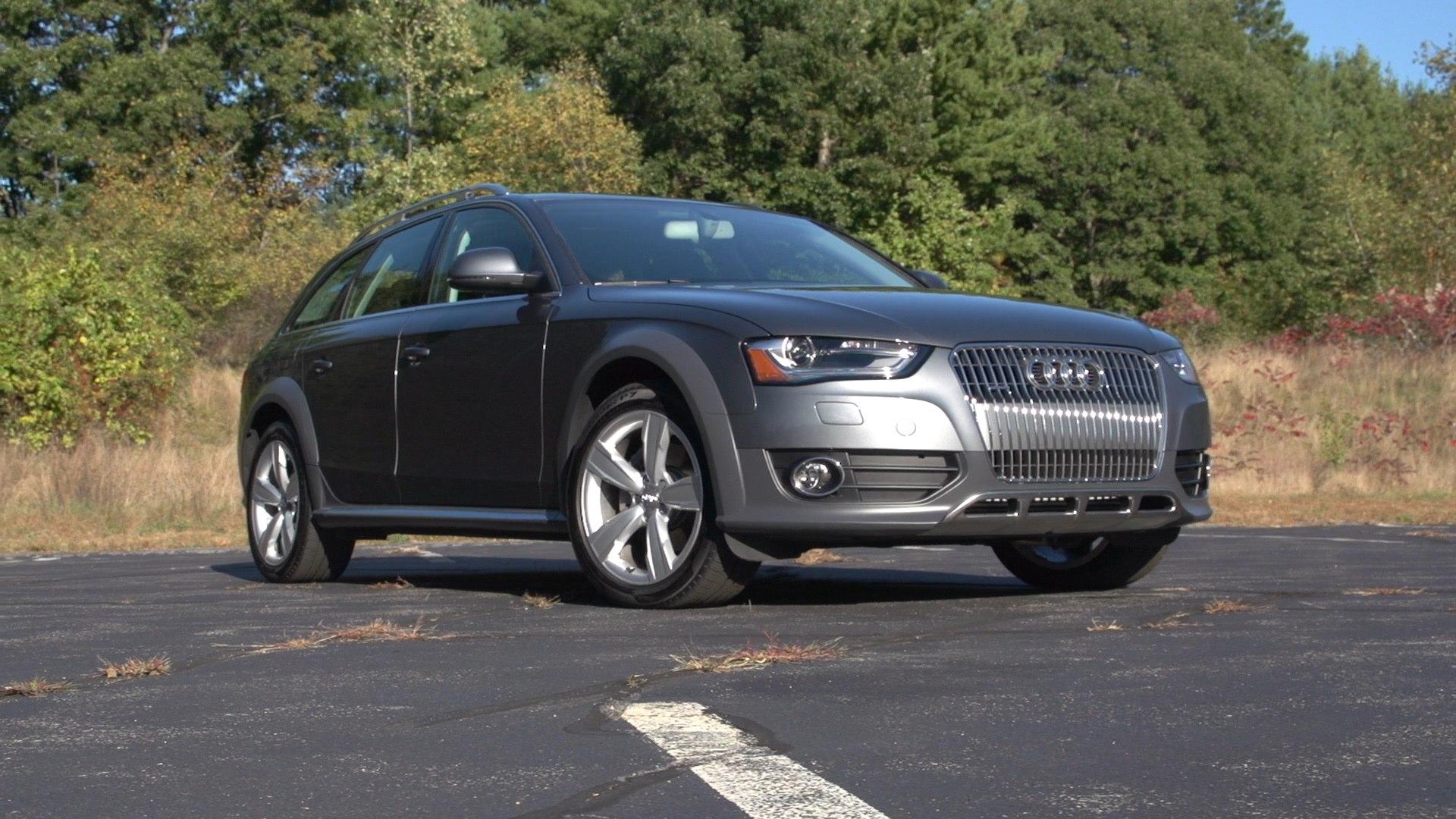 2016 Audi allroad Videos