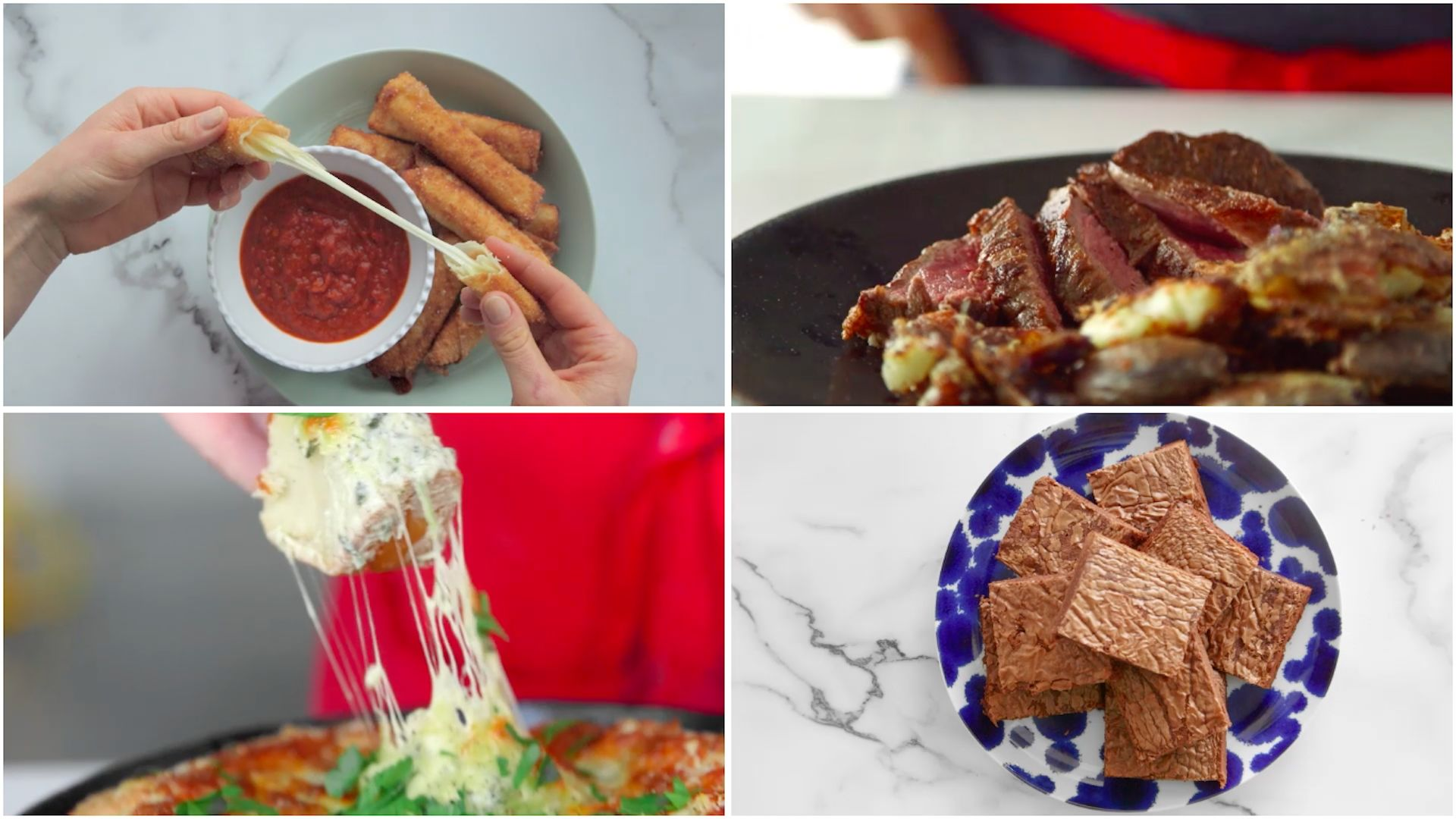 Our Favorite Quick & Easy Super Bowl Foods