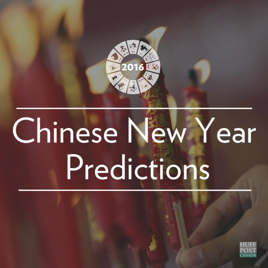 These Are Your Chinese New Year Horoscope Predictions For 2016