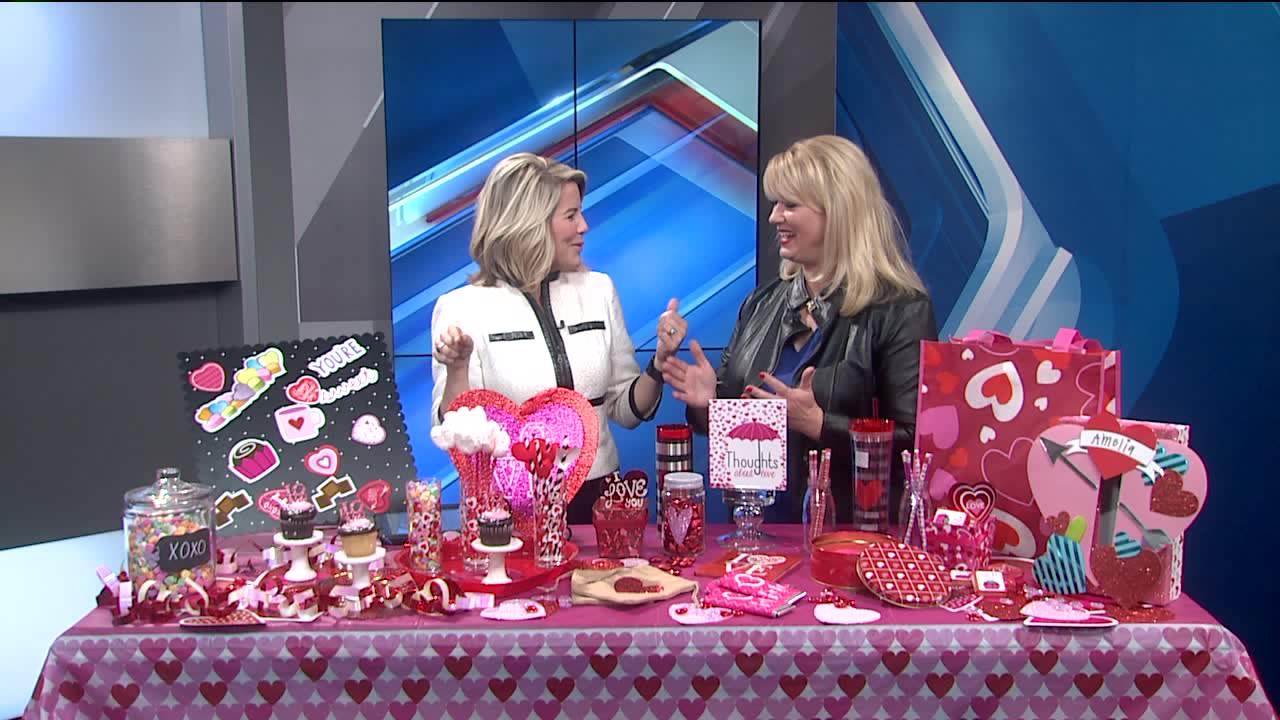Expert Shares Great DIY Valentine's