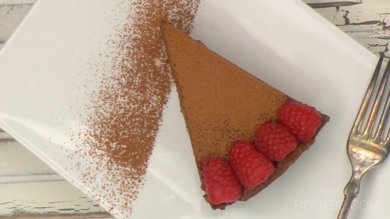 How to Make Chocolate Cream Pie I Plant-Based