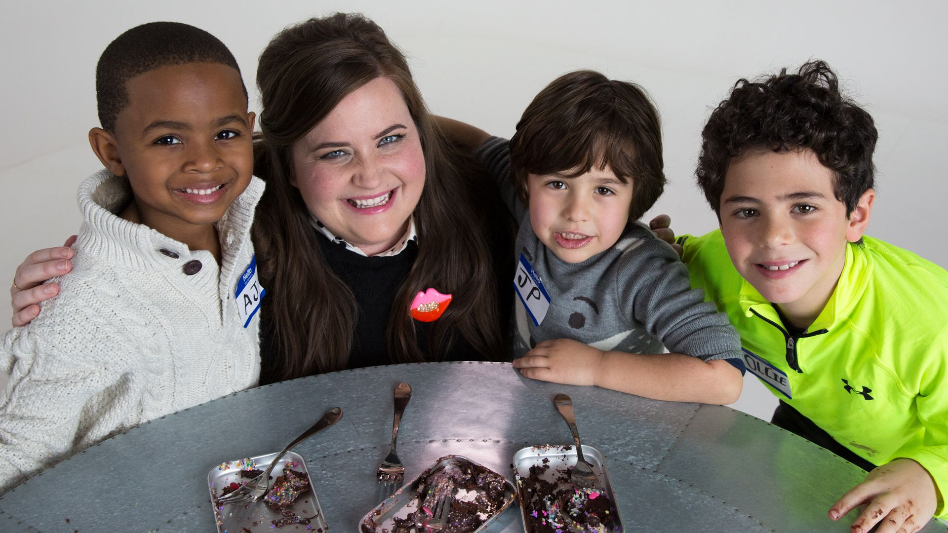 Easy-Bake Oven Master Class with Aidy Bryant