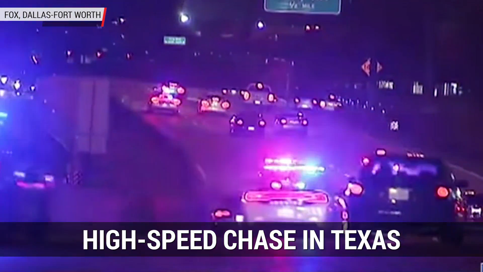 High-Speed Chase in Texas | Autoblog Minute