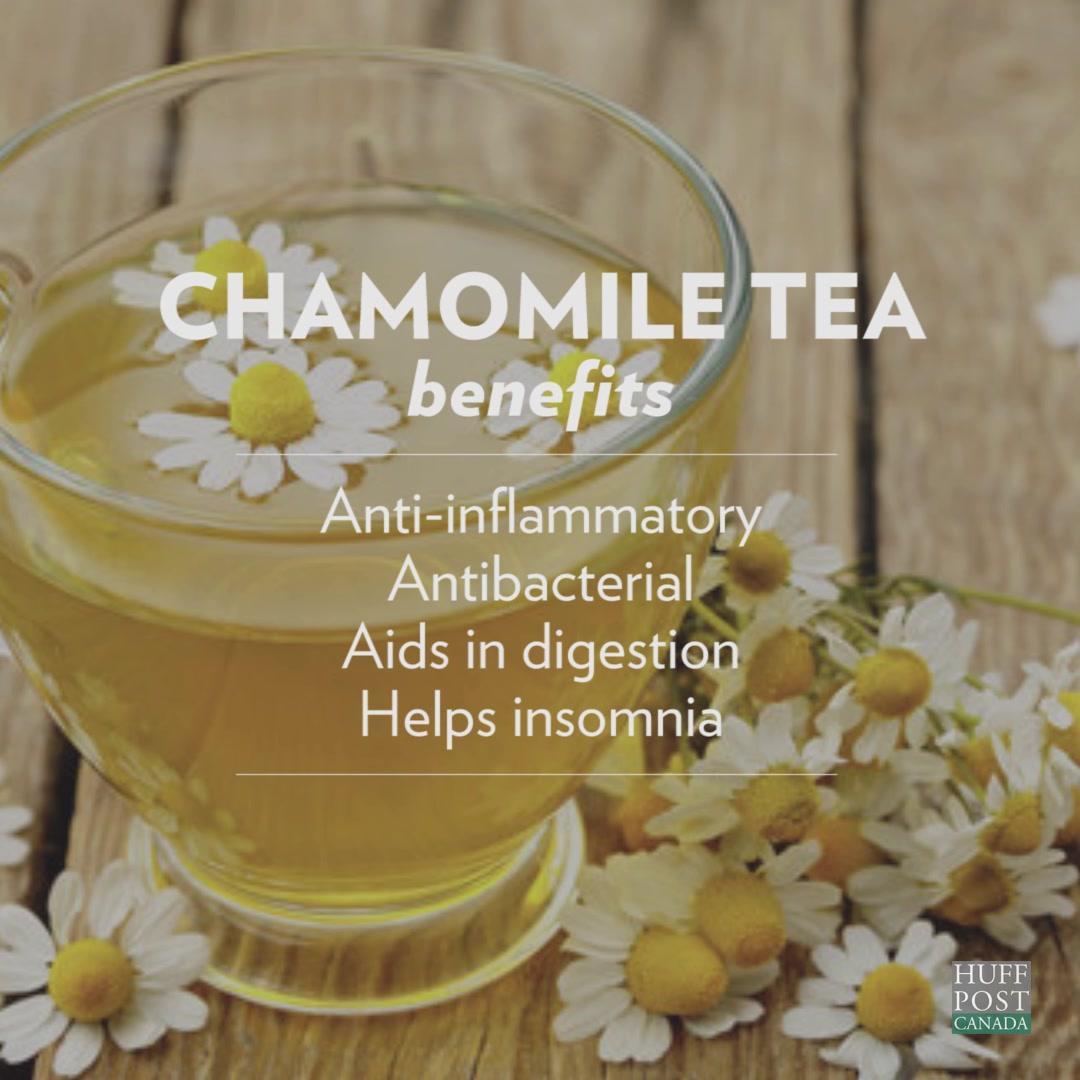 5 Teas To Help You Get Through Winter