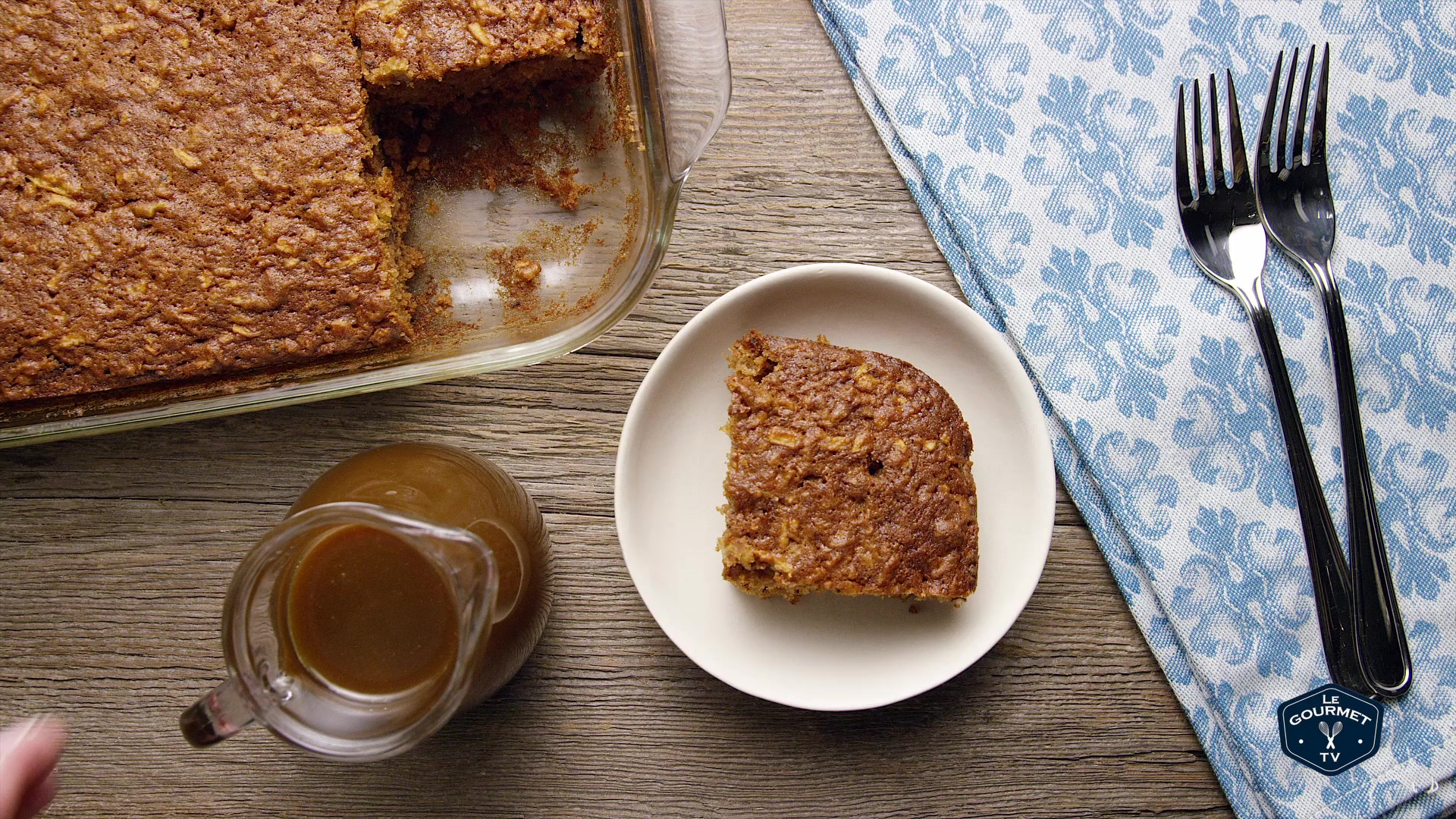 How to Make a Quick Apple Cake
