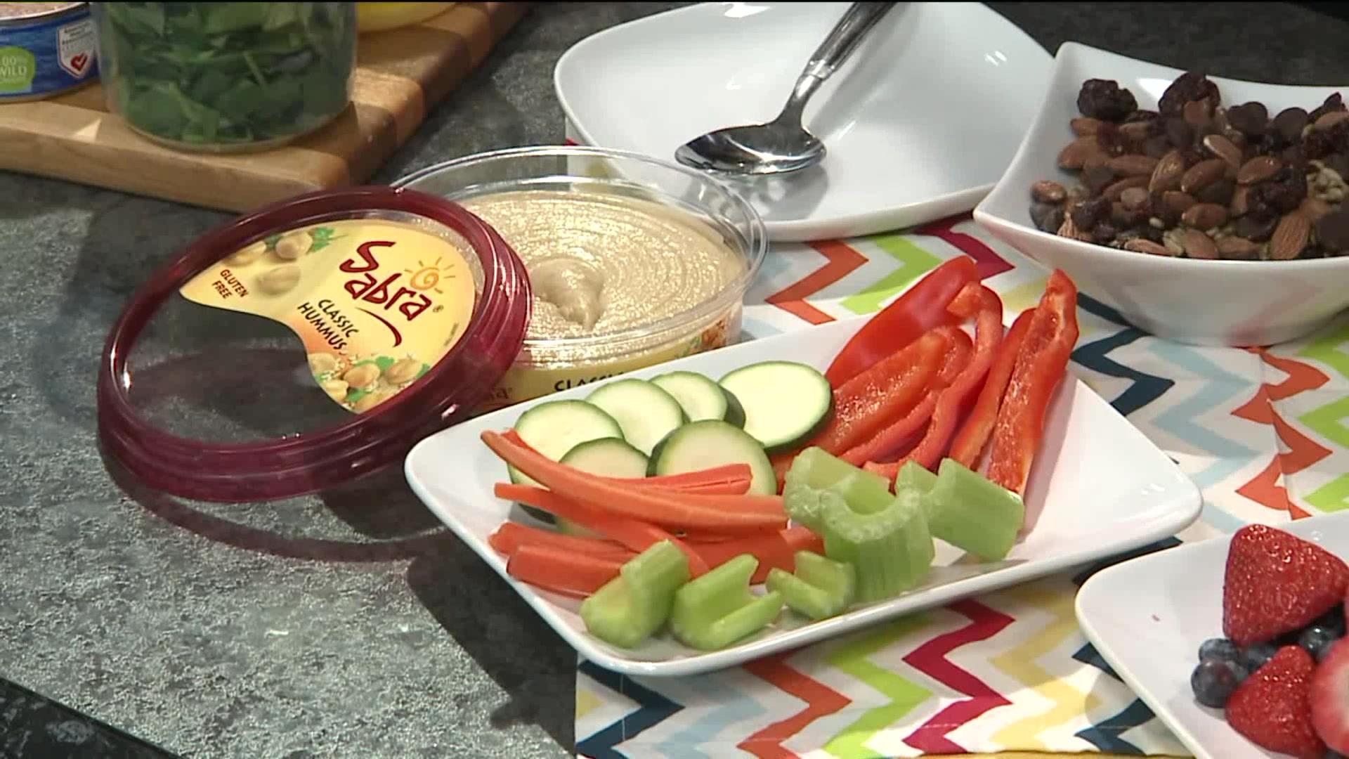 5 Heart Healthy Family Snacks