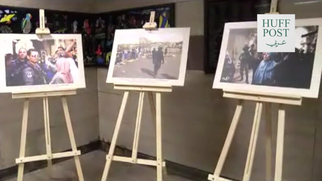 معرض صور عن القدس �ي مترو إسطنبول