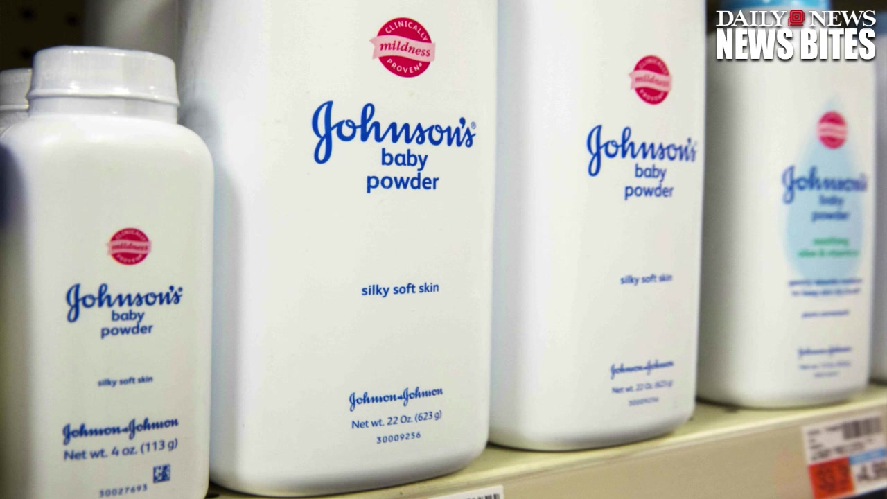 Johnson & Johnson Ordered To Pay $72 Million