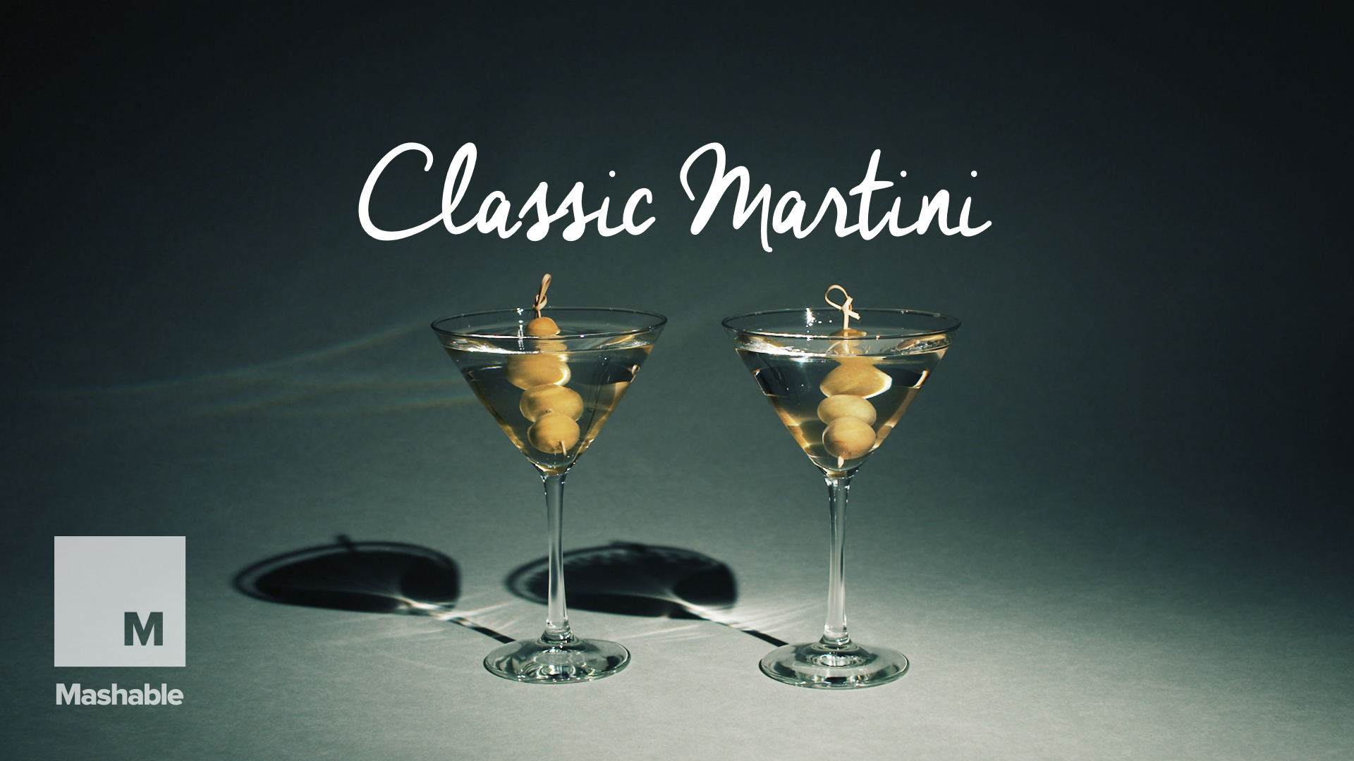 These Elegant Martinis Will Steal the Show at Your Oscar Party
