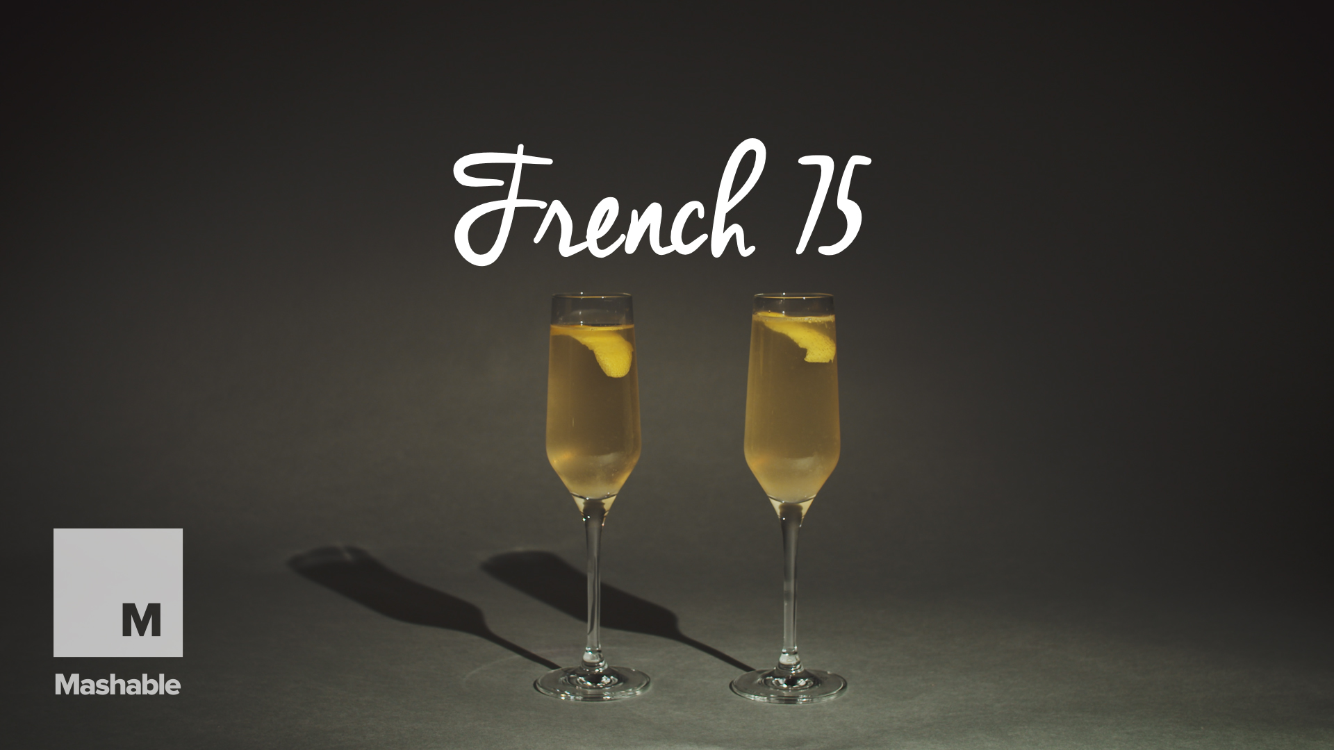 The French 75: A Champagne Cocktail Spiked with Old Hollywood Glam