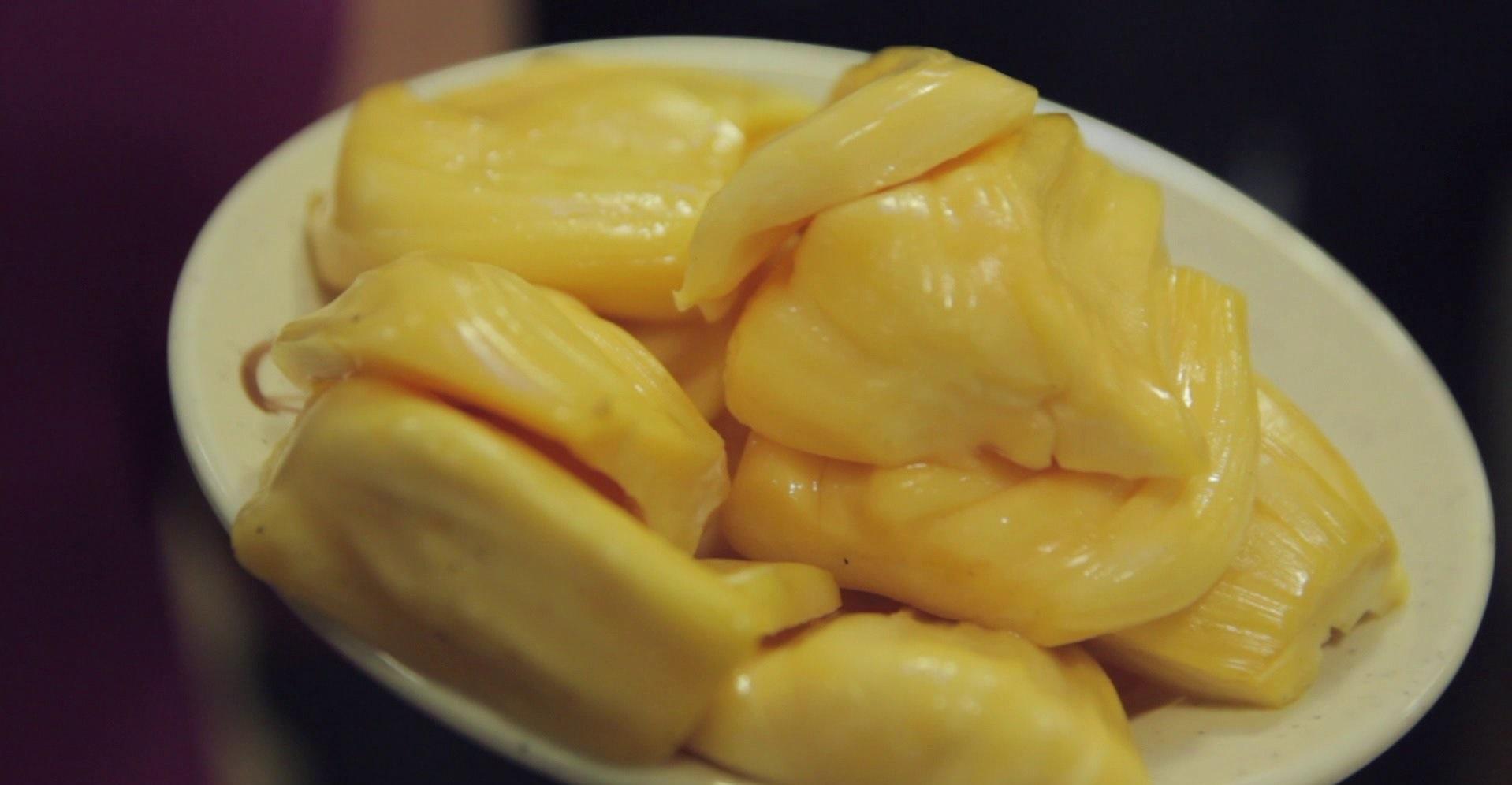 Exotic Food Challenge: Jack Fruit