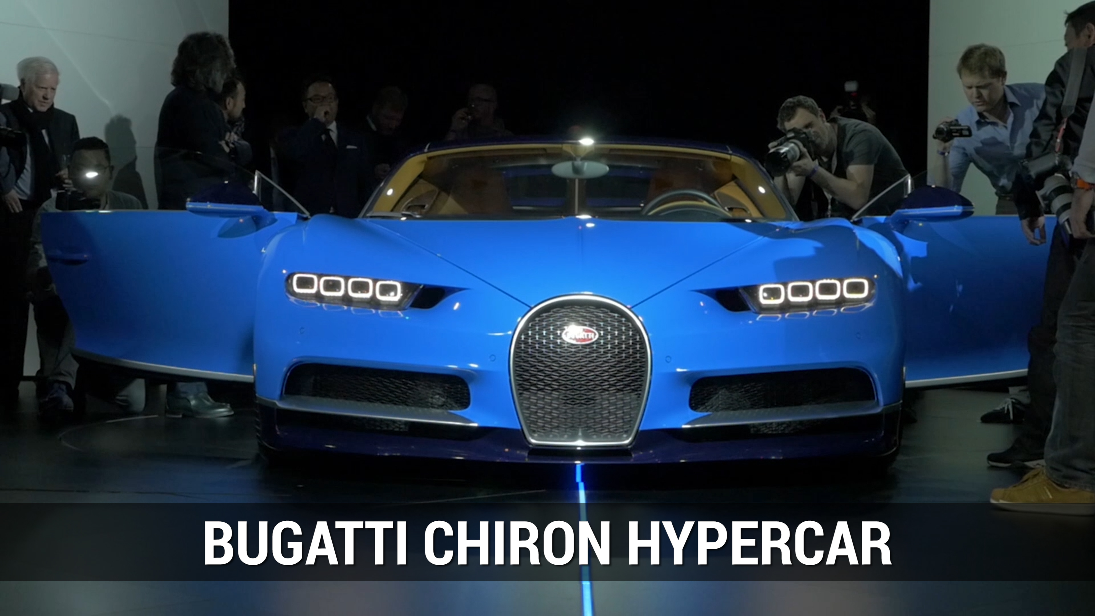 2017 Bugatti Chiron gets EPA fuel economy rating | Autoblog