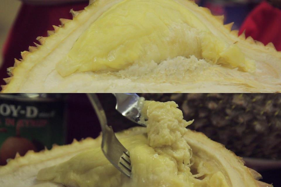 Exotic Food Challenge: Durian