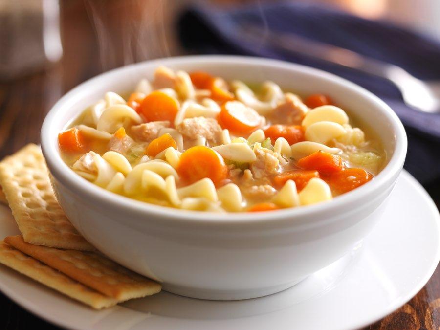 To Do List: 3 Super Healing Soup Recipes