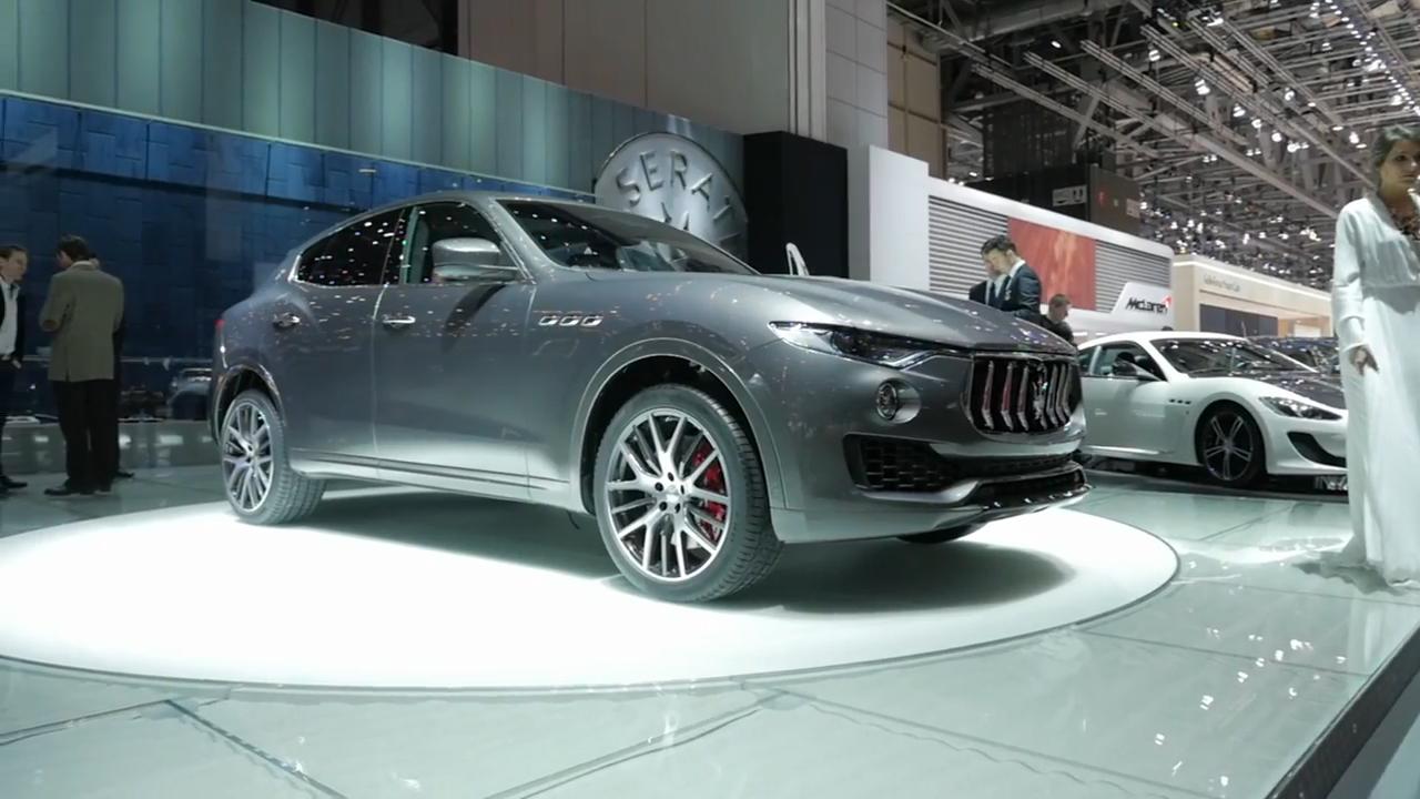 2019 Maserati Levante Trofeo Gets 590 Horse Twin Turbo V8 Autoblog