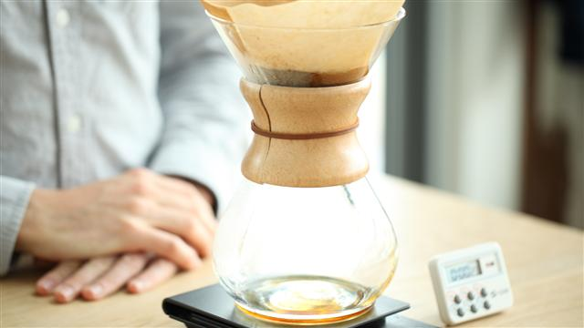 Does a Slow Brew Make Better Coffee?