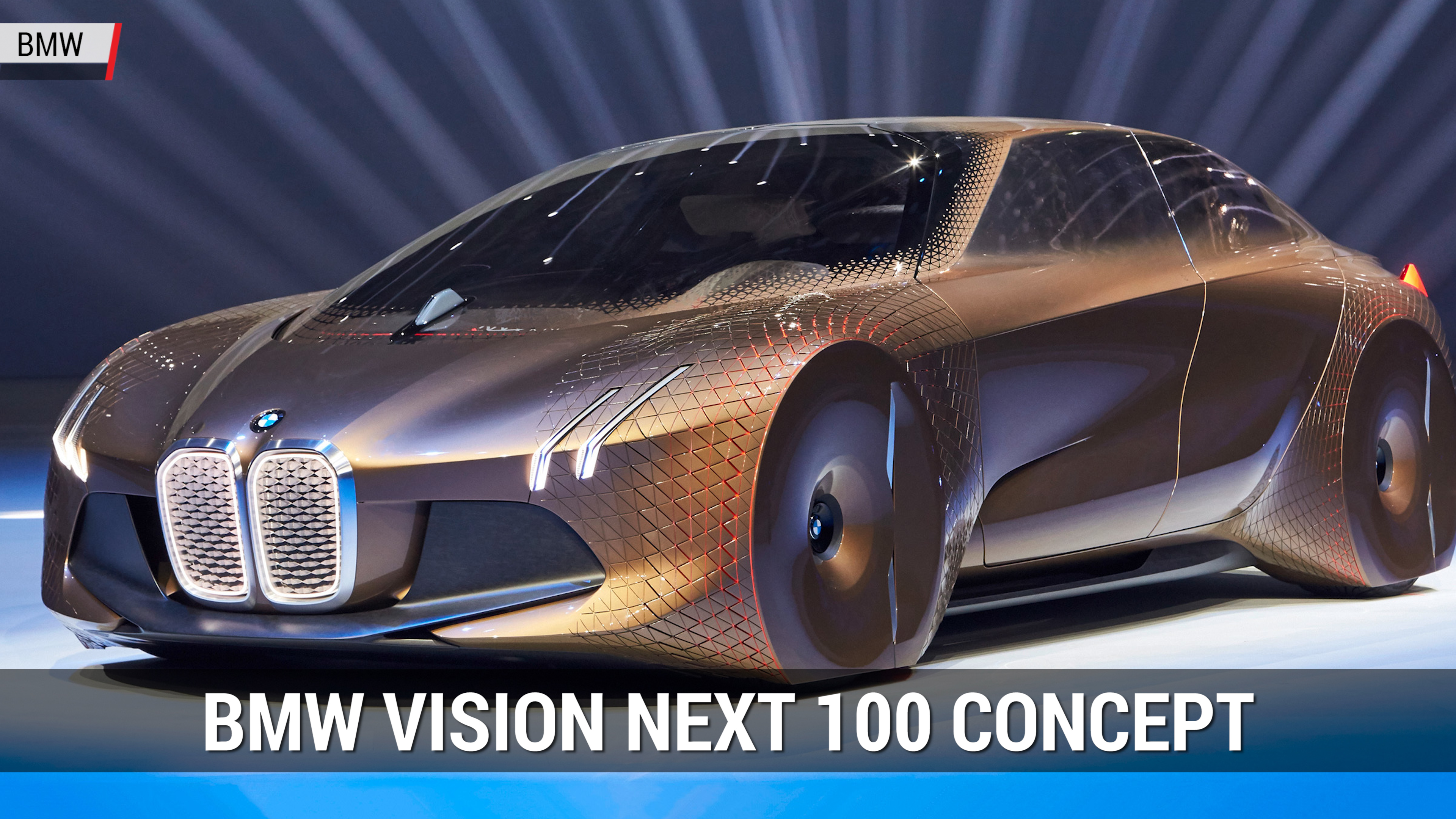 2021 BMW INext Is Fully Autonomous SUV >> The Bmw Inext Concept Will Get More Range Than The Chevy