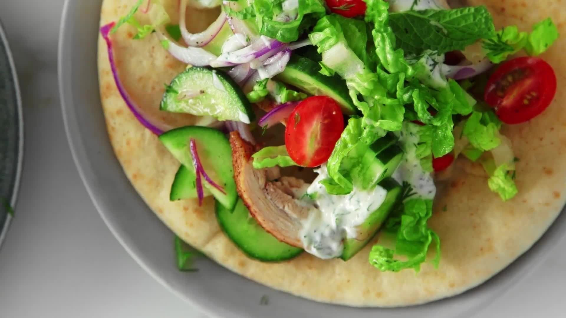 How to Make Chicken Shawarma at Home in 22 Minutes