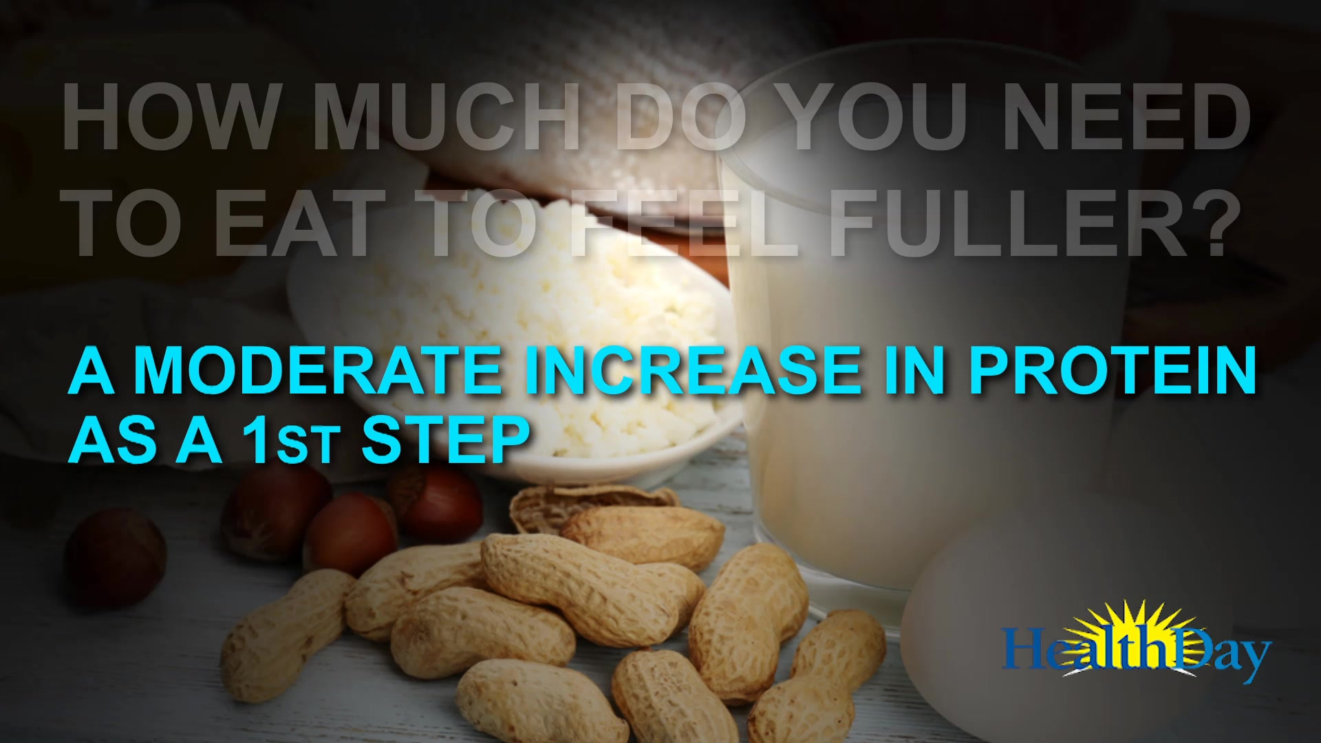 Protein Intake and Weight Loss