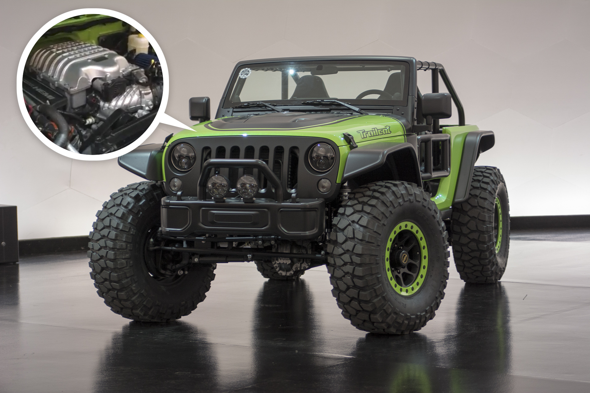 Jeep trailcat msrp