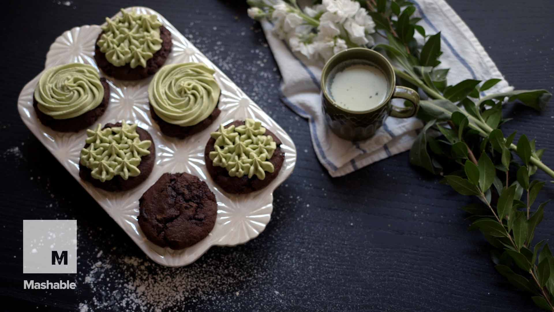 Add Matcha to Your Buttercream Frosting for a Fresh and Flavorful Kick