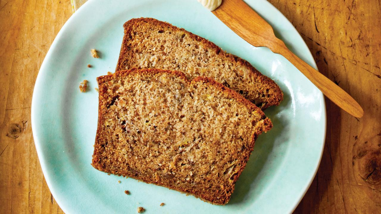 Nana's Banana Bread Recipe