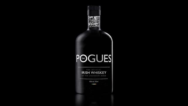 Weekend Sip: The Pogues Irish Whiskey