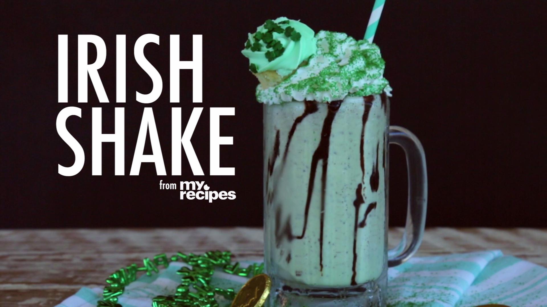 How to Make a Luck of the Irish Shake
