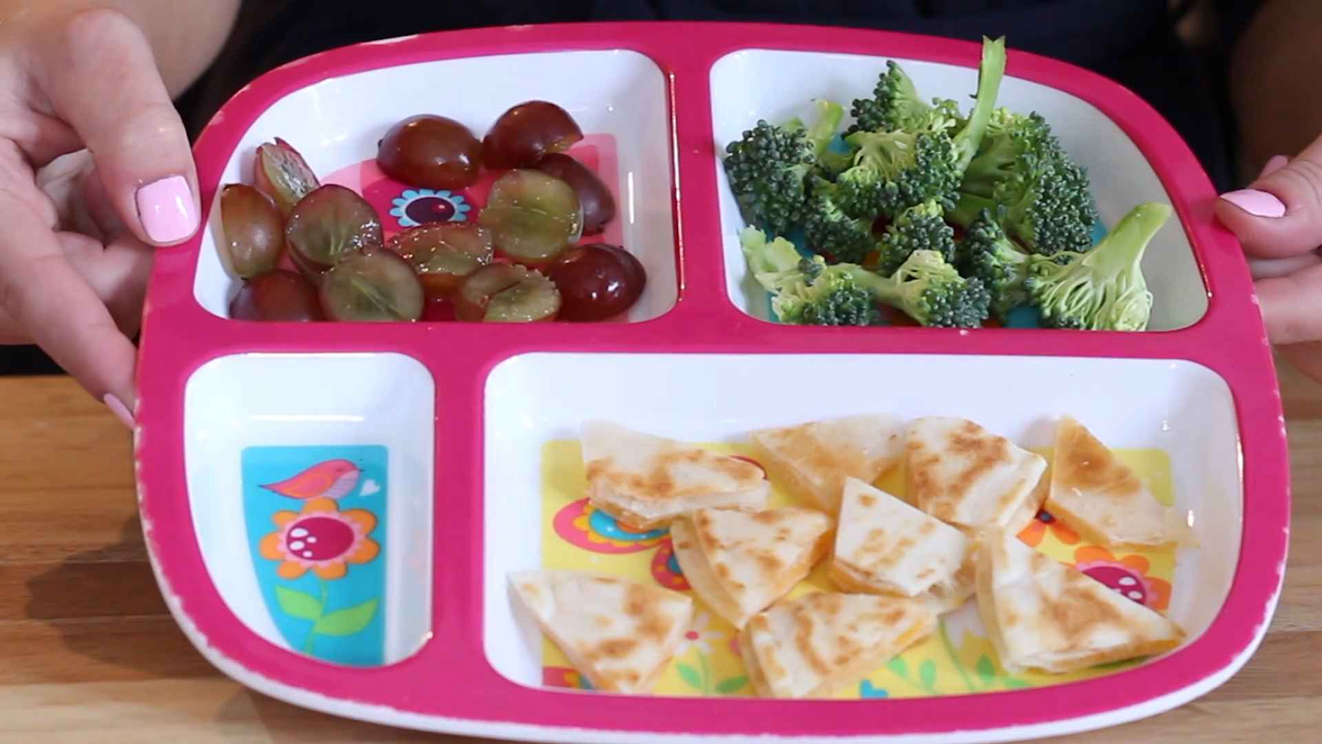 How to Use Kitchen Shears for Kids' Lunches