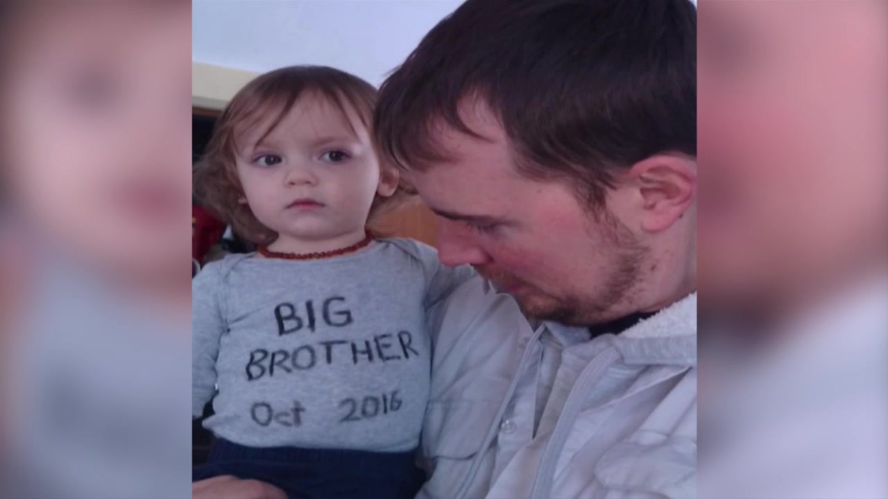 Big Brother Baby Announcement