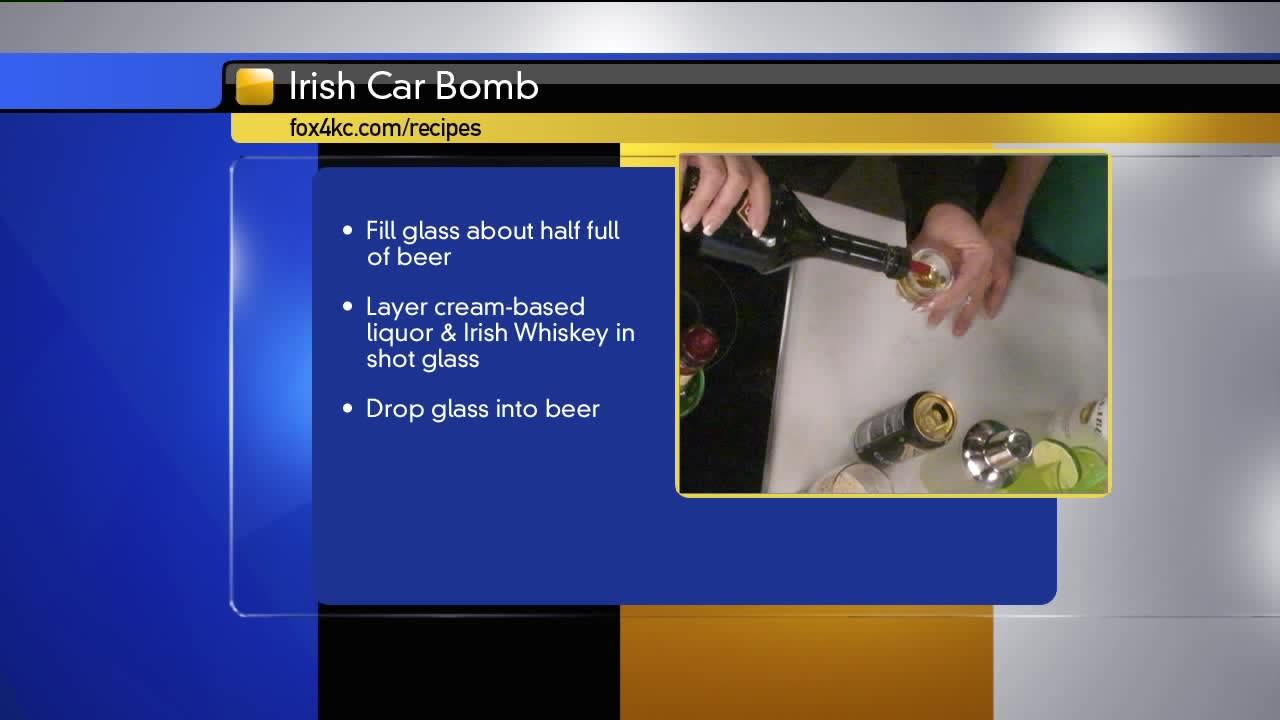 How To Make An Irish Car Bomb