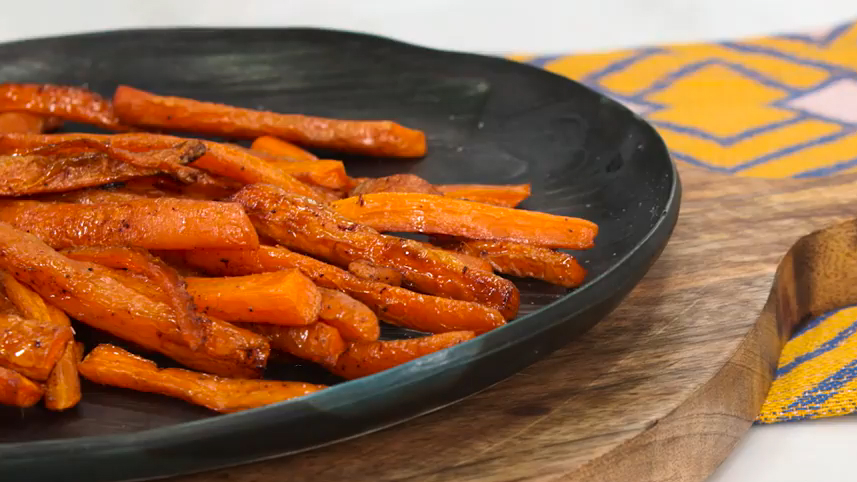 How to Make Butter-Roasted Carrots