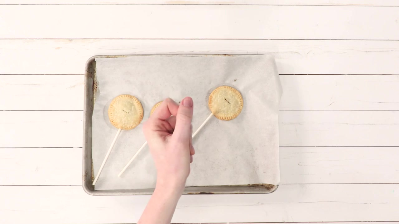 How to Make Nutella Pie Pops